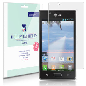 LG Optimus Showtime (L86C) Cell Phone Screen Protector