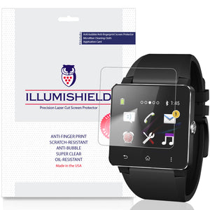 Sony Smartwatch 2 ILLUMISHIELD Screen Protector [3-Pack]