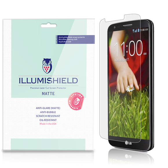 LG G2 (AT&T,Verizon,T-Mobile,Sprint) Cell Phone Screen Protector