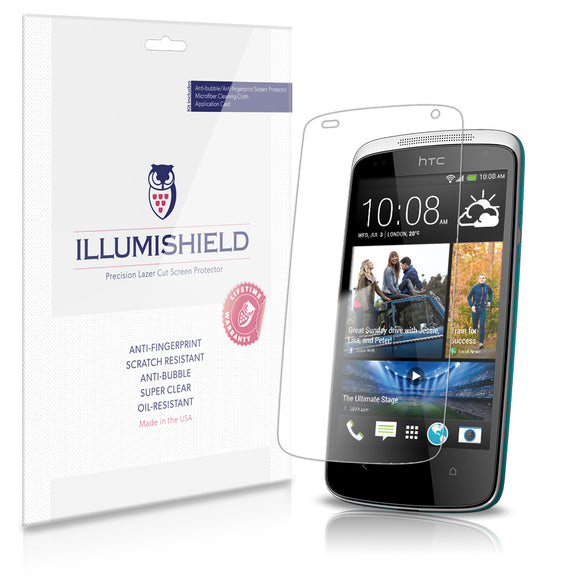 HTC Desire 500 Cell Phone Screen Protector