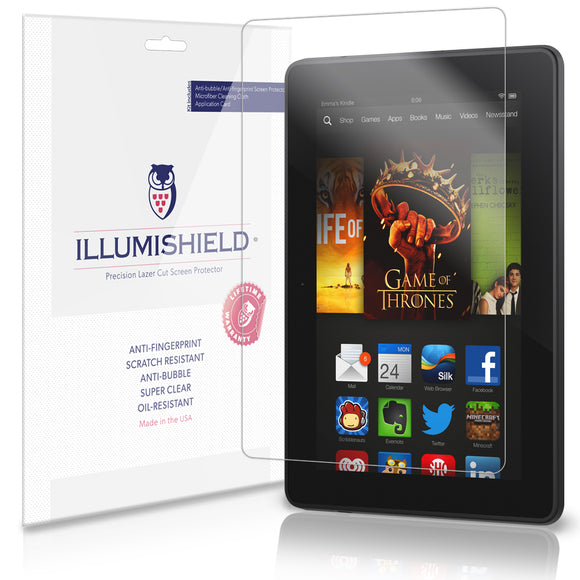 Amazon Kindle Fire HDX 7 Tablet Screen Protector