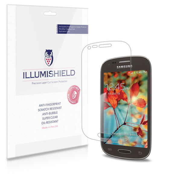 Samsung Galaxy Light Cell Phone Screen Protector