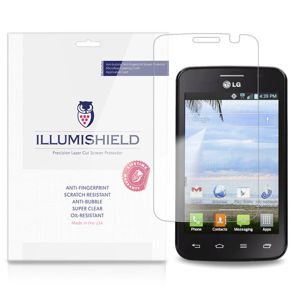 LG Optimus Dynamic II (L39C) Cell Phone Screen Protector
