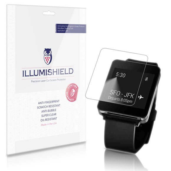 LG G Watch Smart Watch Screen Protector