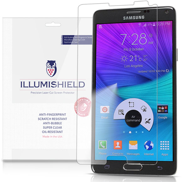 Samsung Galaxy Note 4 Cell Phone Screen Protector
