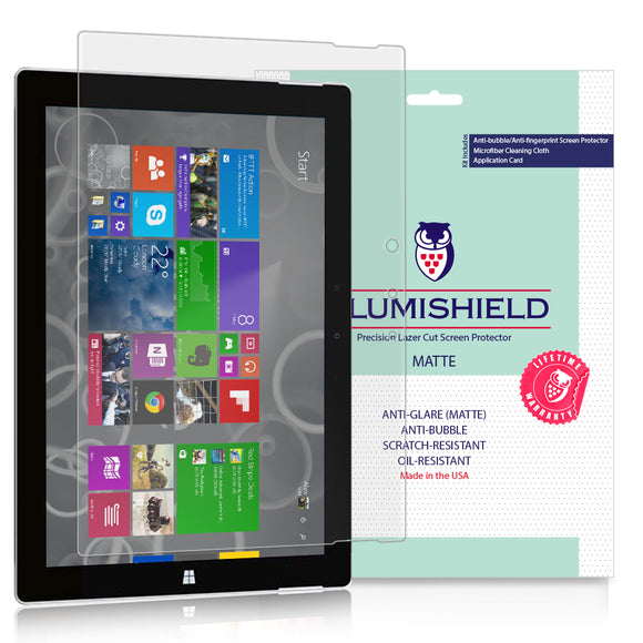 Microsoft Surface 3 10.8 Tablet Screen Protector