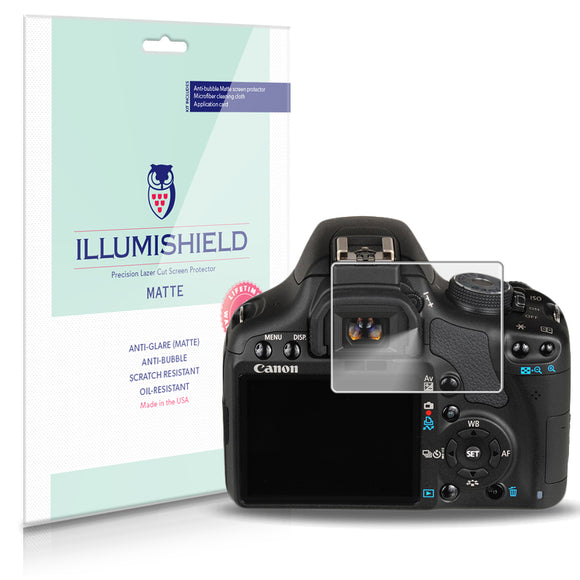 Canon EOS 500D Rebel T1i Digital Camera Screen Protector