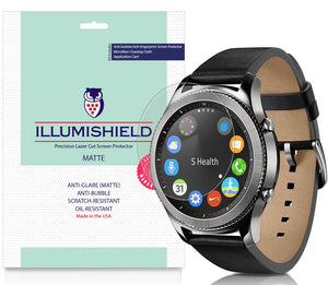 Samsung Gear S3 Classic (LTE Compatible) Smart Watch Screen Protector