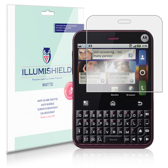 Motorola Charm Cell Phone Screen Protector