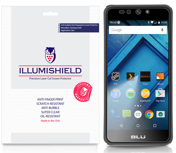 BLU Grand XL LTE Cell Phone Screen Protector