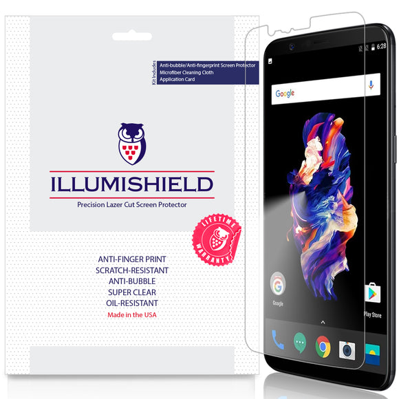 OnePlus 5T Cell Phone Screen Protector