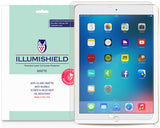 "Apple iPad (9.7"", Version 2018) ILLUMISHIELD Anti-Glare Matte Screen Protector [2-Pack]"