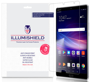 Huawei MediaPad M5 8.4 iLLumiShield Clear Screen Protector [2-Pack]