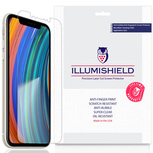 Apple iPhone 11 [6.1 inch] [3-Pack] iLLumiShield Clear Screen Protector