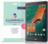 Acer Chromebook Tab 10 iLLumiShield Matte Anti-Glare Screen Protector [2-Pack]
