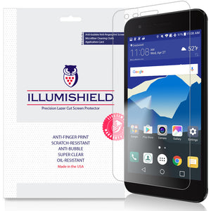 LG Fortune 2 iLLumiShield Clear Screen Protector
