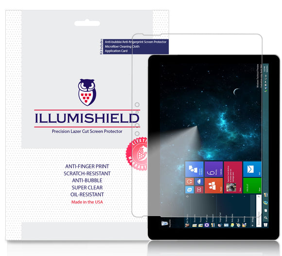 Microsoft Surface Go iLLumiShield Clear Screen Protector [2-Pack]