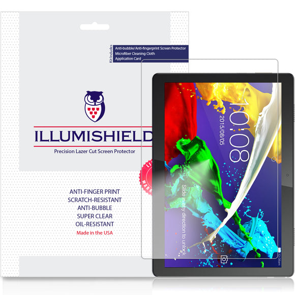 Lenovo Smart Tab M10 iLLumiShield Clear Screen Protector