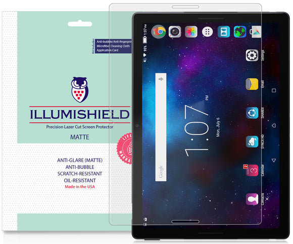 Google Pixel Slate iLLumiShield Matte Anti-Glare Screen Protector [2-Pack]