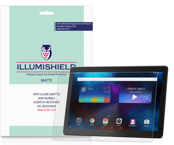 Lenovo Smart Tab P10 iLLumiShield Anti-Glare Screen Protector