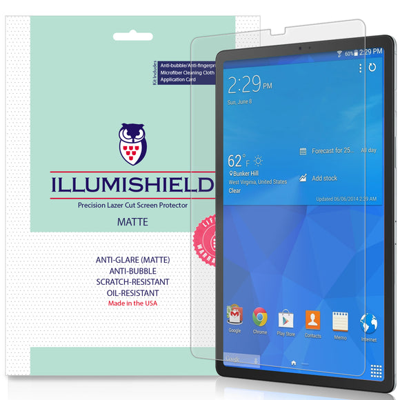 iLLumiShield Matte Screen Protector w Anti-Glare 2x for Samsung ATIV Book 9 Spin