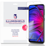 Samsung Galaxy A10e [3-Pack] iLLumiShield Clear Screen Protector
