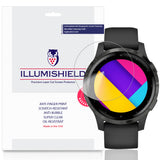Garmin Vivoactive 4s [40mm] [3-Pack] iLLumiShield Clear Screen Protector