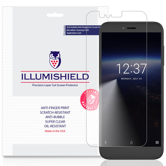 Coolpad Legacy S [3-Pack] iLLumiShield Clear Screen Protector