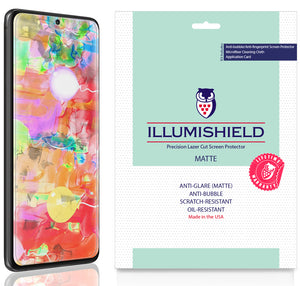 Samsung Galaxy S20 Ultra 6.9 inch iLLumiShield Matte screen protector
