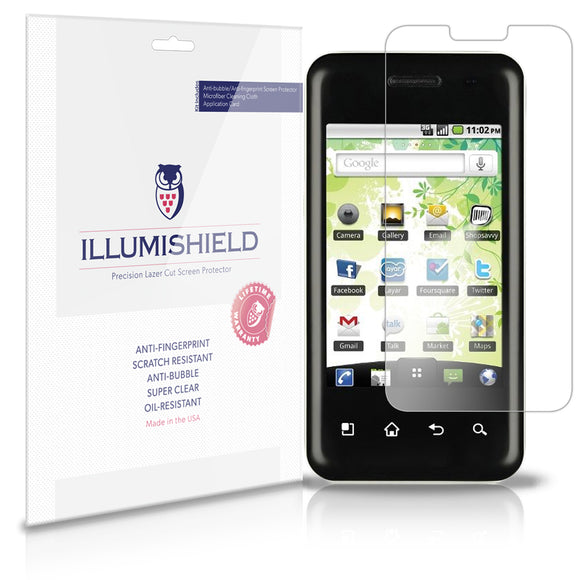 LG Optimus Chic Cell Phone Screen Protector
