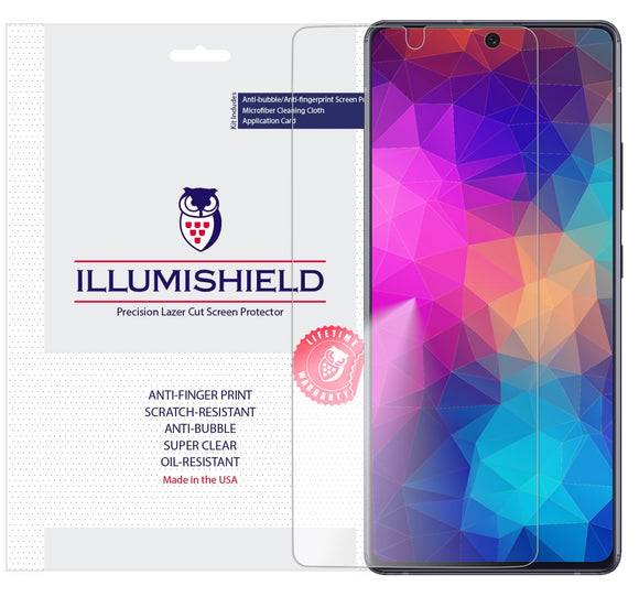 Samsung Galaxy A71 5G 6.1 inch iLLumiShield Clear screen protector