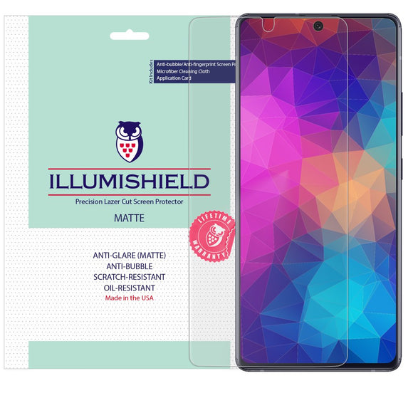 Samsung Galaxy A71 5G 6.1 inch iLLumiShield Matte screen protector