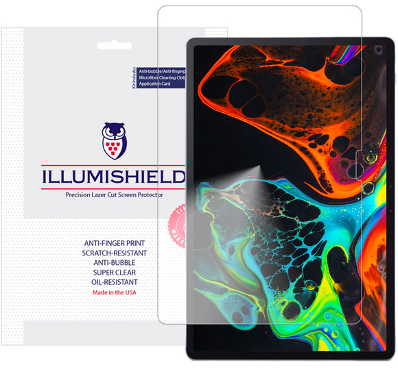 Lenovo Tab P11 Pro [11.5 inch] [2-Pack] iLLumiShield Clear Screen Protector