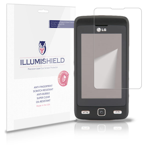 LG Cookie (KP501) Cell Phone Screen Protector