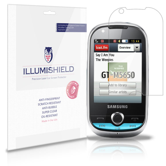 Samsung Lindy (M5650) Cell Phone Screen Protector