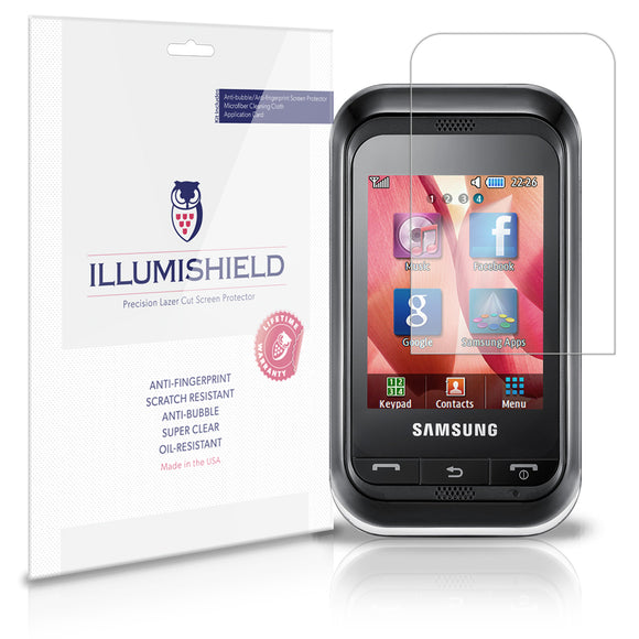 Samsung Champ Cell Phone Screen Protector