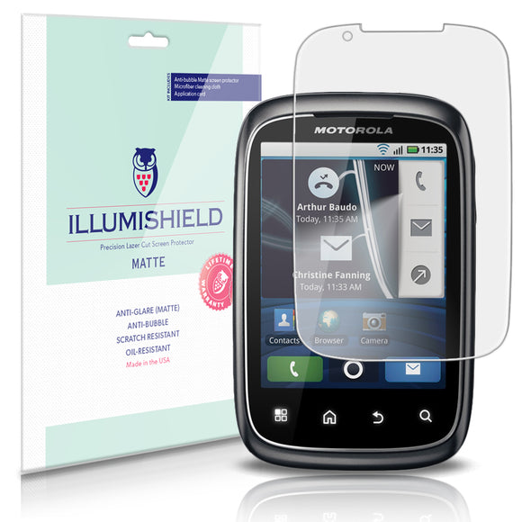 Motorola SPICE Cell Phone Screen Protector