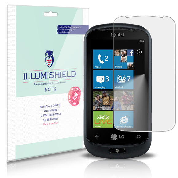 LG Quantum Cell Phone Screen Protector