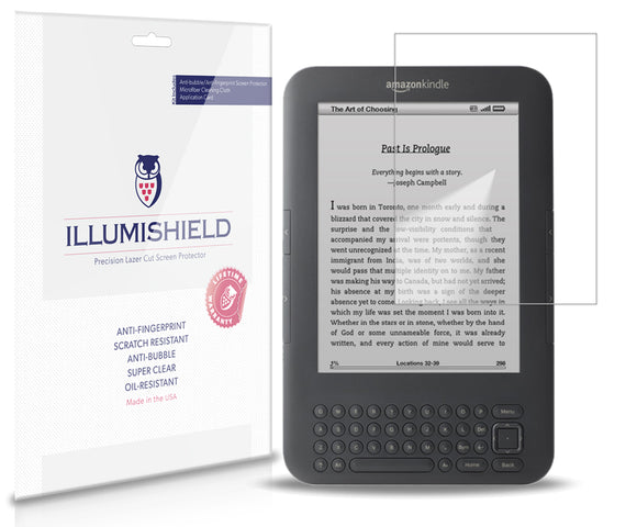 Amazon Kindle 3 (3rd Gen) E-Reader Screen Protector