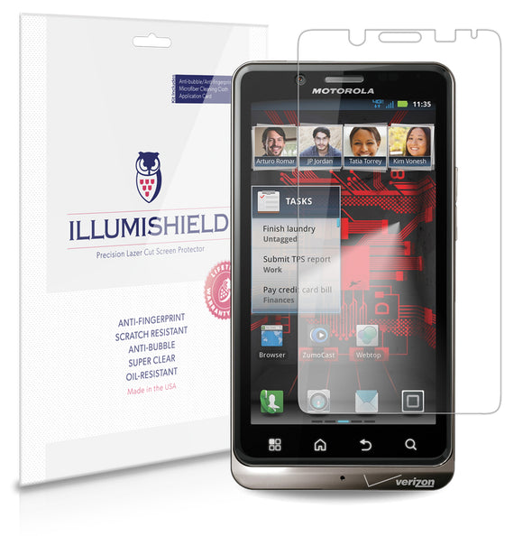 Motorola Droid BIONIC Cell Phone Screen Protector