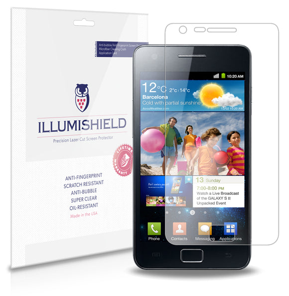 Samsung Galaxy S2 (Galaxy S II,International) Cell Phone Screen Protector