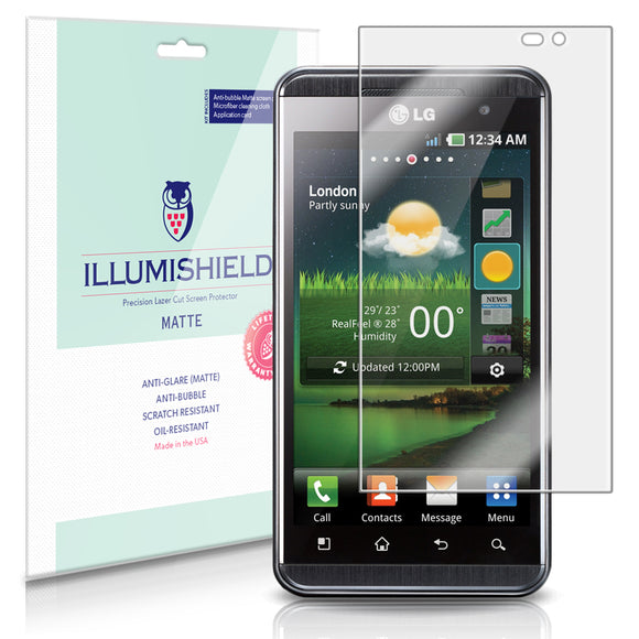 LG Optimus 3D Cell Phone Screen Protector