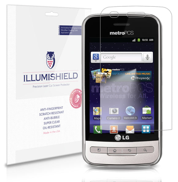 LG Optimus C Cell Phone Screen Protector