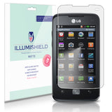 LG Optimus Hub (E510) Cell Phone Screen Protector