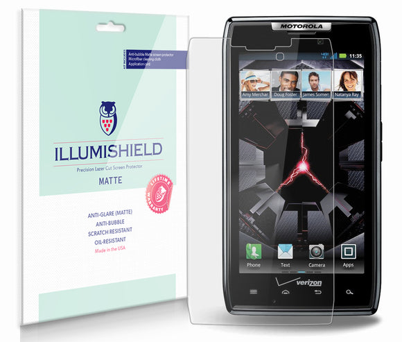 Motorola Droid RAZR (XT912) Cell Phone Screen Protector