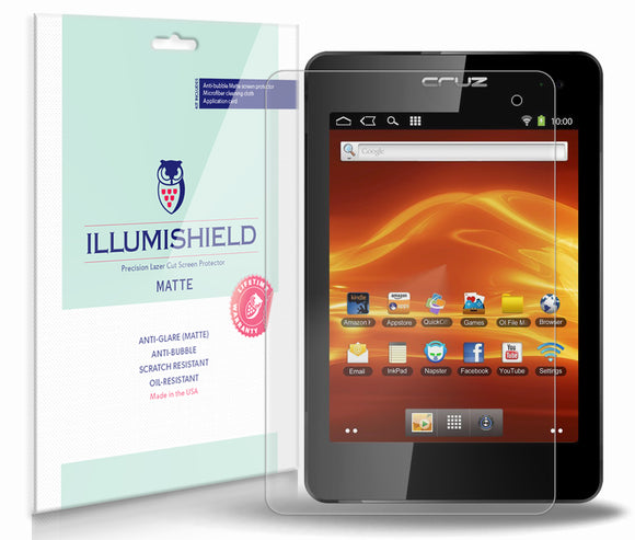 Velocity Micro Cruz T408 Tablet Screen Protector