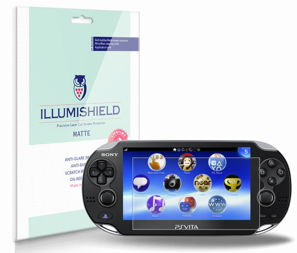 Sony Playstation Vita (PS Vita) Console Screen Protector