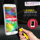 Samsung Galaxy J7 Max [3-Pack] iLLumiShield Tempered Glass Screen Protector