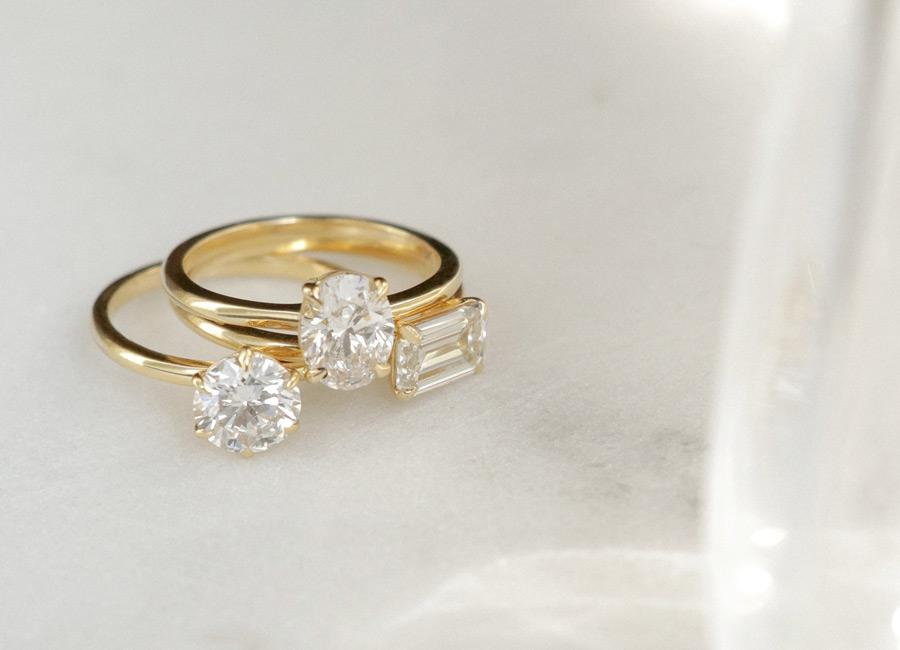 Vrai Oro Fine Jewelry Engagement Rings Free Home Try Ons
