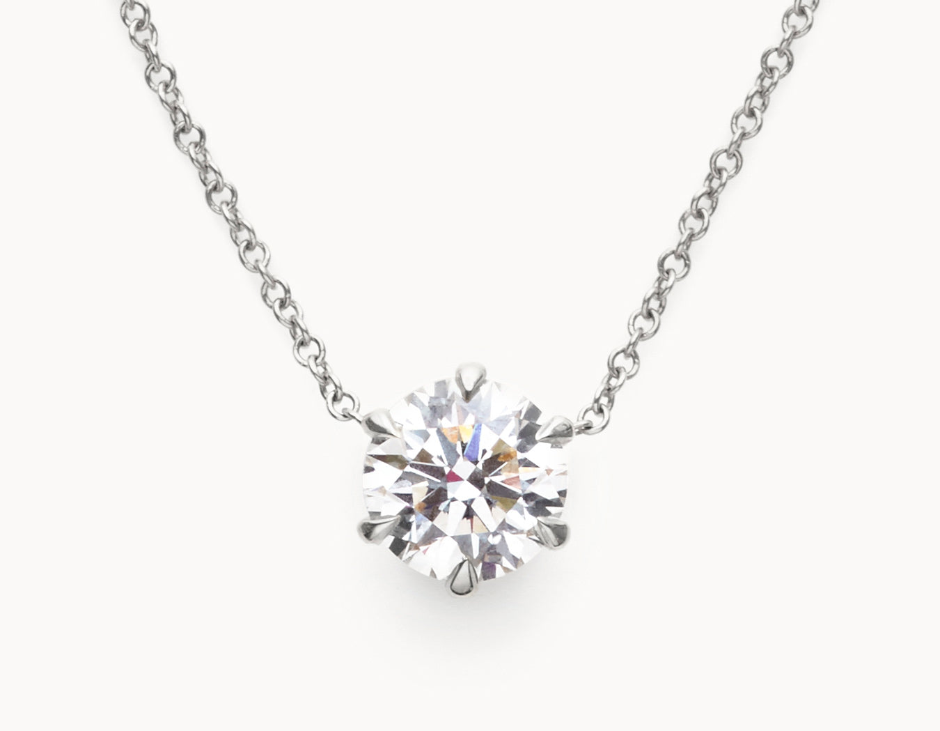 diamond cut brilliant necklace catalog wg